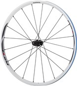 Image of Shimano WH-RS11 Wheel, Clincher 24 mm, 11-Speed, Silver, Rear