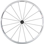 Image of Shimano WH-RS11 Wheel - Clincher 24 mm - Silver - Front