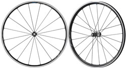Image of Shimano WH-RS700 C30 Tubeless Ready Clincher Road Wheel