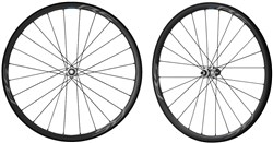 Image of Shimano WH-RS770 C30 Tubeless Ready Disc Clincher Road Wheel