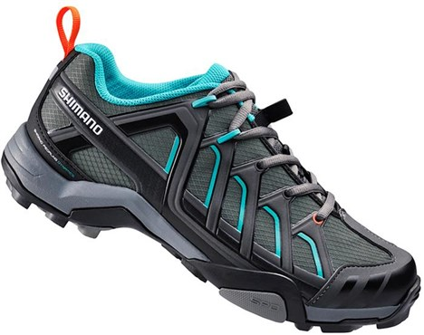 Image of Shimano WM34 SPD Womens Leisure / Trail Cycling Shoes
