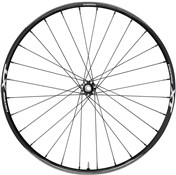 Image of Shimano XT XC 29 Inch 15 x 100 mm Axle Clincher Front Wheel - WHM8000