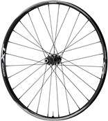 Image of Shimano XT XC 650b Q / R 135 mm Axle Clincher Rear Wheel - WHM8000