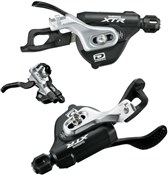 Image of Shimano XTR 10-speed Rapidfire pods, 2nd generation I-spec-B mount SLM980I Pair