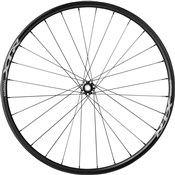 Image of Shimano XTR 29er Carbon Tubular Mountain Bike Wheel Front Wheel