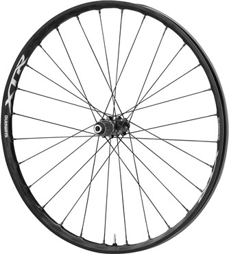 Image of Shimano XTR 29er Rear Mountain Bike Wheel, 12 x 142mm Axle, Carbon Clincher