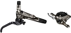 Image of Shimano XTR Bled I-spec-II Ready Brake Lever / Post mount Calliper BRM9020