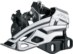 Image of Shimano XTR M985 10 Speed Double E-Type Front Derailleur for 38-40T