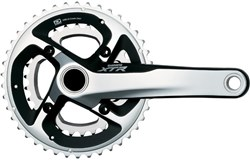 Image of Shimano XTR Race M985 10 Speed Double Chainset