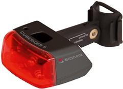 Image of Sigma Cuberider II LED Rear Light