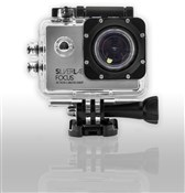 Image of SilverLabel Focus Action Camera - 1080p