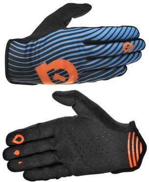 Image of Sixsixone 661 Comp Dazed MTB Long Finger Cycling Gloves