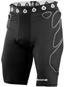 Image of Sixsixone 661 Exo Short II W-Chamois Protective Cycling Shorts 2017