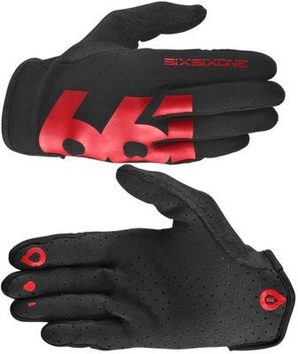 Sixsixone 661 Youth Comp Long Finger Cycling Gloves