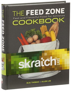 Image of Skratch Labs The Feed Zone Cookbook