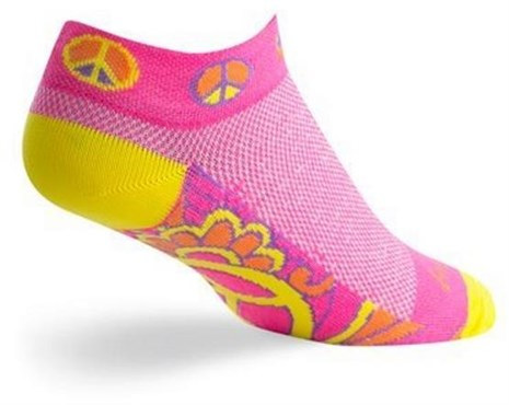 "Image of SockGuy 1"" Groovy Womens Socks"