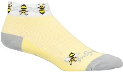 Image of SockGuy Bees Womens Socks