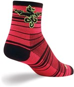 "Image of SockGuy Classic 3"" Dragon Socks"