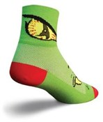 "Image of SockGuy Classic 3"" Monster Socks"
