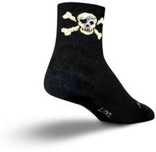 "Image of SockGuy Classic 3"" Pirate Socks"