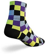 "Image of SockGuy Classic 3"" Socks - Dance Floor"