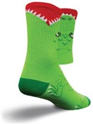 "Image of SockGuy Crew 6"" Alligator Socks"