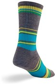 "Image of SockGuy Crew 6"" Wool River Socks"