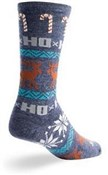 "Image of SockGuy Crew 6"" Wool Xmas Ugly Sweater Socks"
