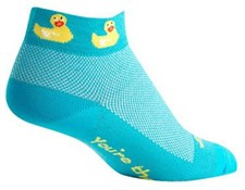 Image of SockGuy Ducky Womens Socks