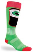 Image of SockGuy MTN-Tech Ski Bloodshot Socks