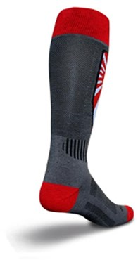 Image of SockGuy MTN-Tech Ski Bonzai! Socks