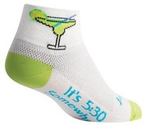 Image of SockGuy Margarita Womens Socks