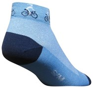 Image of SockGuy Ponytail Womens Socks