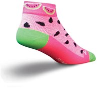 Image of SockGuy Watermelons Womens Socks