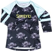 Image of Sombrio Womens Pedigree Long Sleeve Cycling Jersey SS16