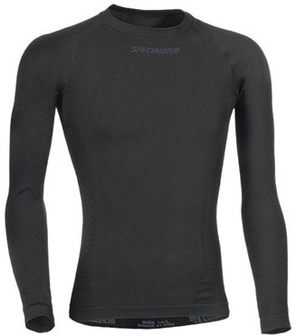 Image of Specialized 1st Layer Seamless Long Sleeve Cycling Base Layer AW16