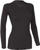 Image of Specialized 1st Layer Seamless Womens Long Sleeve Cycling Base Layer SS17