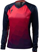 Image of Specialized Andorra Womens Comp Long Sleeve Jersey SS17