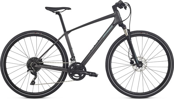 Image of Specialized Ariel Elite Carbon Womens  700c  2017 Hybrid Bike