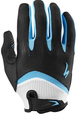 Specialized Body Geometry Gel WireTap Long Finger Cycling Gloves AW16