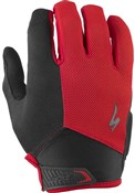 Image of Specialized Body Geometry Sport Long Finger Cycling Gloves SS17