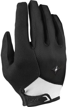 Image of Specialized Body Geometry Sport Womens Long Finger Cycling Gloves AW16