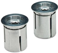 Image of Specialized CNC Alloy Bar end plugs pair