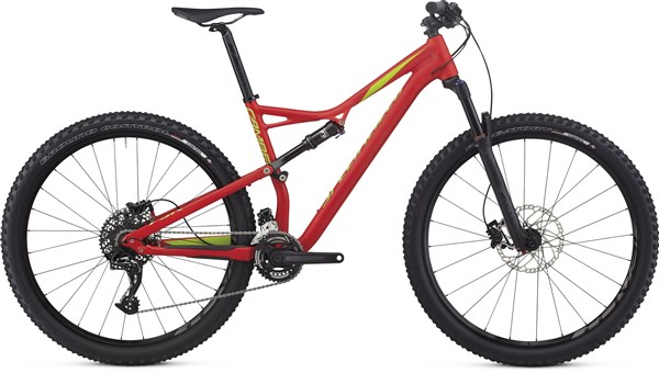 Image of Specialized Camber Comp 29er 2017 Mountain Bike