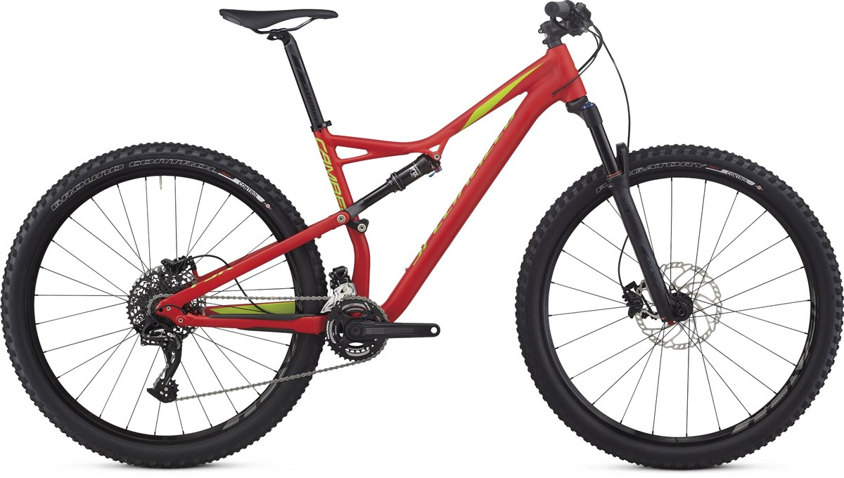 Specialized Camber Comp 29er 2017 Mountain Bike