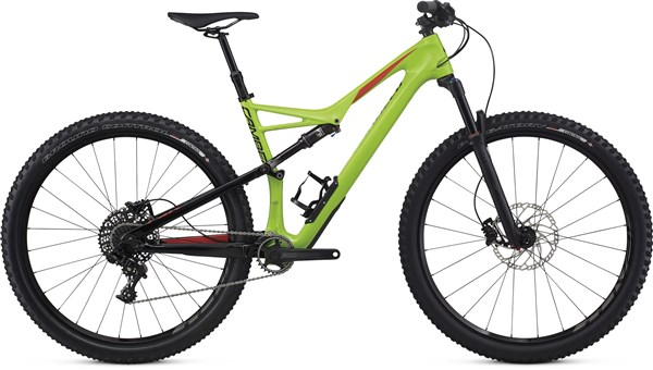 Image of Specialized Camber Comp Carbon 29er 2017 Mountain Bike