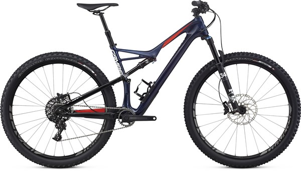 Image of Specialized Camber Expert Carbon 29er 2017 Mountain Bike