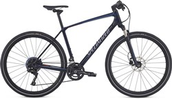 Image of Specialized Crosstrail Expert Carbon  700c  2018 Hybrid Bike