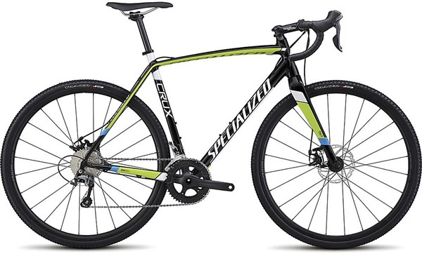 Image of Specialized CruX E5 700c 2017 Cyclocross Bike