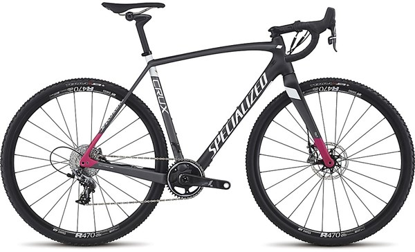 Image of Specialized CruX Expert X1 700c 2017 Cyclocross Bike